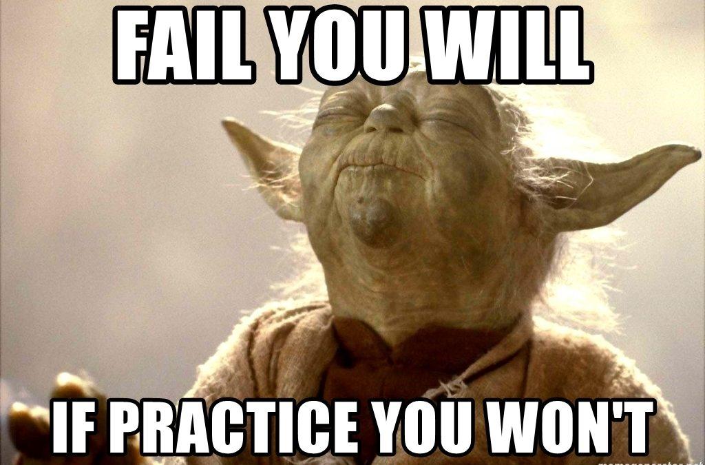 La pratica del praticarsi. Pratici consigli di pratica di te stesso.